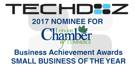 Small Business of the Year Nominee