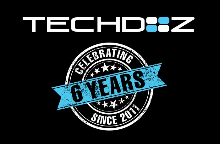 Techdoz is 6 Years Old